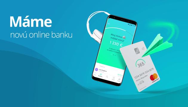 Na Slovensku máme novú online banku