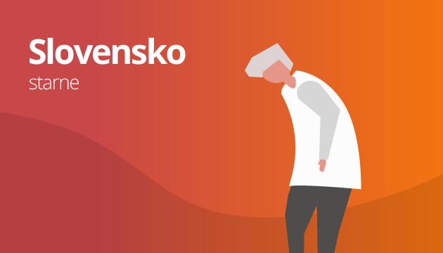 Slovensko starne, kto nás zabezpečí na dôchodok?
