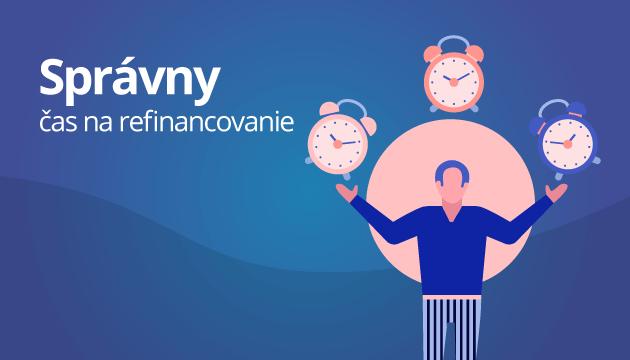 Viete, kedy je správny čas na refinancovanie úveru?